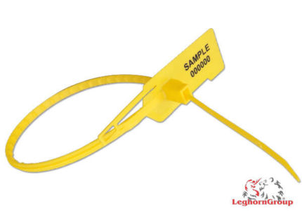 scelles reglables plastique bagseal 6×420 mm
