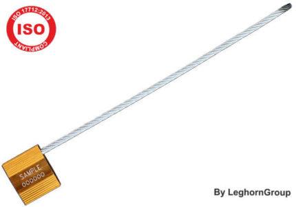 scelles securite cable acier 5×250 mm