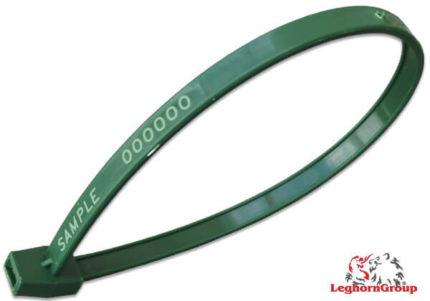 scelles securite plastique longueur fixe hornseal