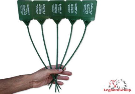 scelles securite reglable plastique heraklis 5×298 mm