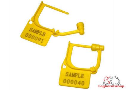 scelles type cadenas plastique calaide