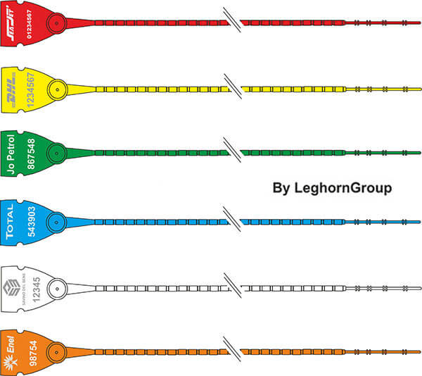 scite seal lgh 103-2×270 mm couleurs personnalisations