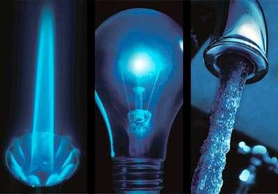 Compteurs: Eau, Électricité, Gaz