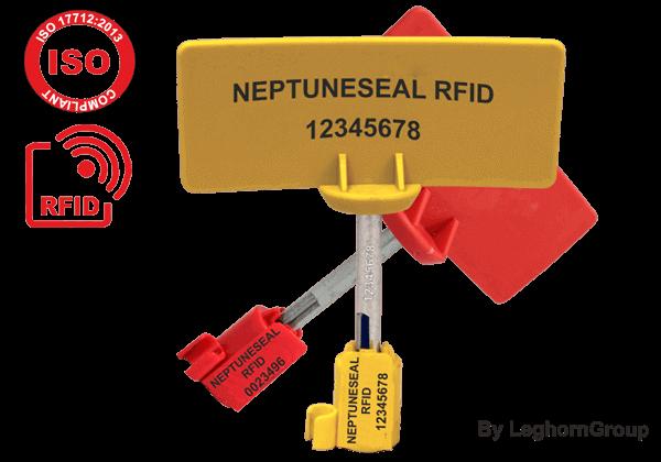 Scelle A Clou Rfid Pour Conteneur Neptuneseal