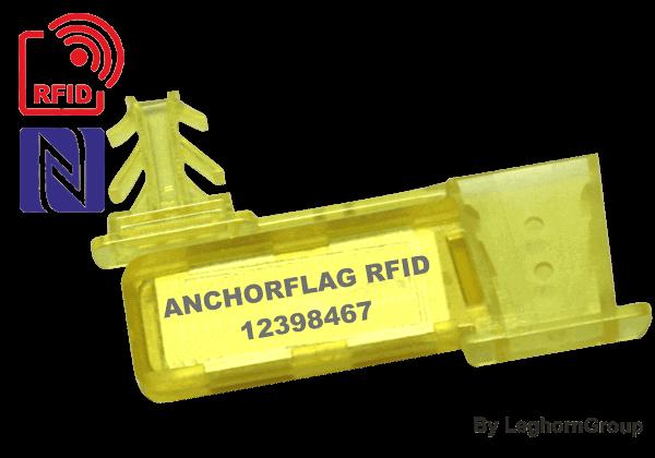 Scelle De Securite Transparent Rfid Anchorflag