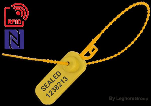 Scellé En Plastique Réglable Adjusteseal RFID – NFC