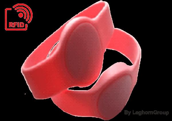 Bracelet En Silicone RFID HF
