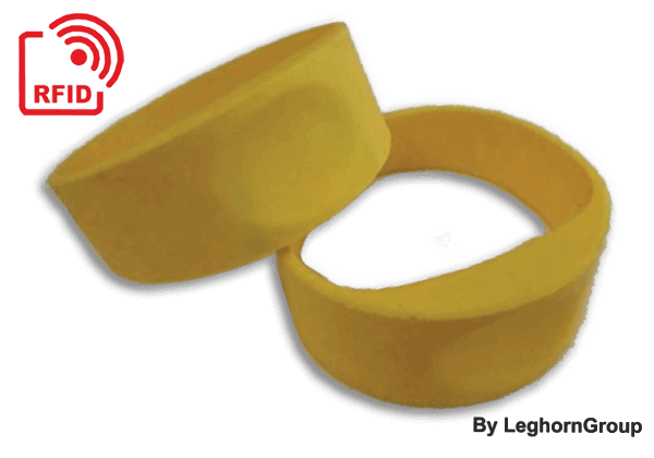 Bracelets En Silicone RFID UHF