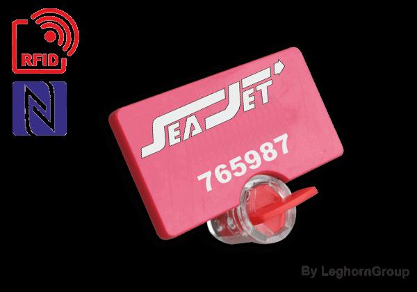 Scellés à Fil Pour Compteurs Twistseal RFID UHF