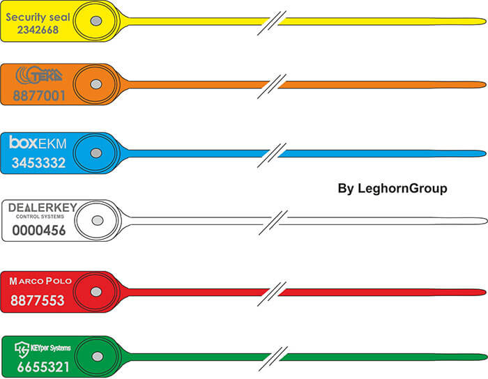 scelles plastique jupiter couleurs personnalisations