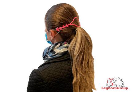attache masque pour les oreilles