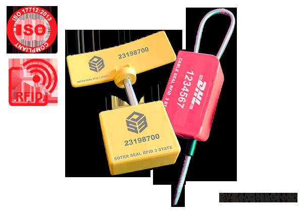 Scellés RFID TROIS ÉTATS